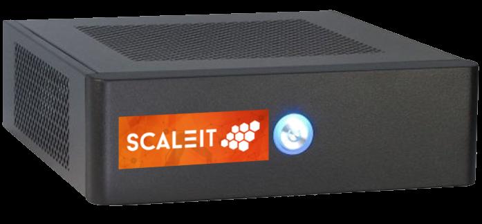 """Die neue ScaleIT Plattform stellt sich vor: """"Hello I'm Mini"""""""